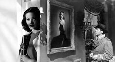 Film noir, Jene tierney