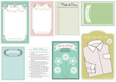 Fun cards by Kristy Neal free download from papercraftinspirations