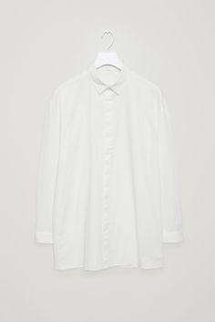 COS   Drop-shoulder shirt