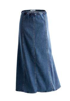 OSP Taillissime Denim Skirt