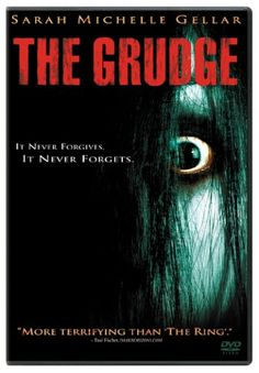 A remake of the Japanese horror hit JU-ON (widely considered to be one of the scariest movies ever made), THE GRUDGE is helmed by its original director Takeshi Shimizu. Like its predecessor, this Holl