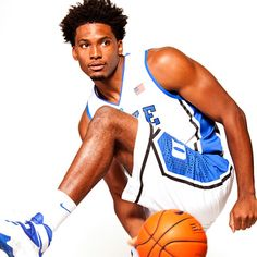 justise winslow even though he's a Blue Devil...