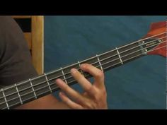 easy bass guitar lesson : three most awesome hard rock metal bass riffs maiden, rage, megadeth