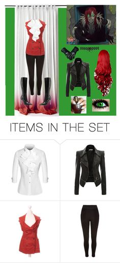 """""""Jason the Toymaker"""" by gilliebeans ❤ liked on Polyvore featuring art"""