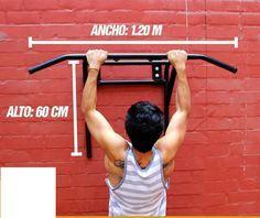 Soporte Para Dominadas Y Paralelas 2 En 1 Gym Gimnasio - Buscar con Google