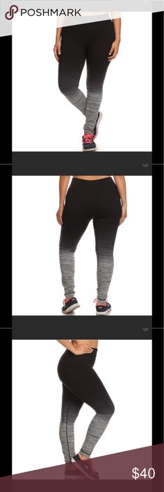 HP 9/13 & 9/26/17PLUS SIZE Leggings PLUS SIZE - Athletic Leggings Made in China. 69% Nylon, 23% Polyester, and 4% Spandex. Pants Leggings