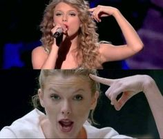 she's fearless to just shake it off. (2008-2014)