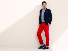 Damat Casual Collection...  #newseason #mensfashion #menstyle #trend #casual #navyblue #red