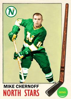 Picture Stars Hockey, Hockey Teams, Ice Hockey, Minnesota North Stars, Minnesota Wild, Hockey Cards, Baseball Cards, Nhl, Wild North