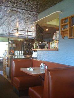 Little Cottage Cafe -- Amazing breakfasts!    ...in Bismarck, ND  Cafe interior