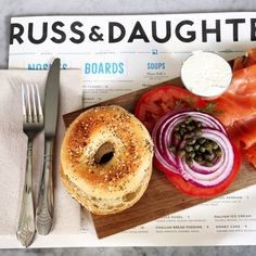 Carly's Guide To The Best NYC Bagels | Glitter Guide