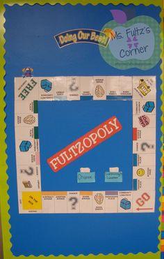 Ms. Fultz's Corner: Classroom Makeover: Management