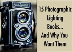 15 Photographic Lighting Books and Why You Want Them & A Pro Photographeru0027s DIY Ring Light for Fashion Photography ... azcodes.com