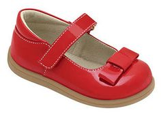 1-3 YEARS Camille Red >>> Girls Patent Leather Shoe Winter 2014, $69.95 AUD Australia and NZ customers only. Check out this shoe on SeeKaiRun.com.au