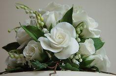 Sugar paste flowers!