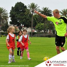 #CoachingTips - Familiarize yourself with the various age-appropriate games/exercises to facilitate individual skills -- but don't use ones that bore the kids. Get the tools you need to be an effective coach here >>> www.coachestrainingroom.com/enroll-now #coachestrainingroom #ayso #youthsoccer #coachingsoccer #soccerdrill #soccerdrills #soccercoaches #nikesoccer #nscaa #youthcoach #kidssoccer #ussoccer #uswnt #usmnt #barclays #soccertraining #soccerplan #soccerplans #soccersession