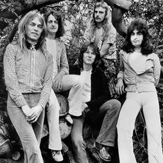 Yes.  English progressive rock band formed in 1968.  Known for their classical arrangements, enigmatic lyrics, and lengthy tunes, Yes influenced many of their contemporaries.  They have shared the stage with several greats, including Iron Butterfly and Jethro Tull.   The band has been through many personnel changes over the years, and they still perform today.  Harmonies are fantastic and once you know the lyrics, some of the songs make sense!