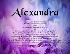 "Angies Creation: Search results for Alexandra | Angies Creation is a hub for ""Meaning Of Names"". We create them for Kids, Couples, Memorials an Causes like Breast Cancer Awareness."