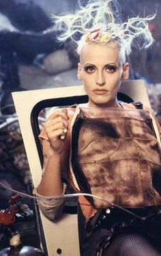 Criterion Group : Makeup : Deborah Larsen : Clients : Lory Petty -TankGirl