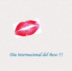 Hoy día Internacional del Beso!
