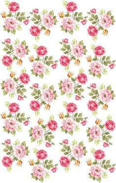 Fantastic Totally Free Scrapbooking Paper hojas decoradas Ideas Scrapbooking paper sorts the backdrop almost every page of this scrapbook. In case you start out to Vintage Floral Wallpapers, Floral Vintage, Vintage Flowers, Vintage Paper, Cute Wallpapers, Flower Wallpaper, Cool Wallpaper, Wallpaper Backgrounds, Iphone Wallpaper