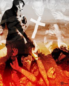 Diplo Poster designed by Matthew C. West #dj #music #concert #maddecent