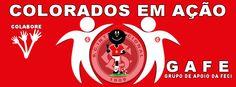 COLORADOS EM AÇÃO - Grupo de Apoio da FECI
