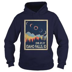 Vintage Idaho Falls Idaho #Solar #Eclipse 2017 Tshirt, Order HERE ==> https://www.sunfrog.com//135967137-979584851.html?6432, Please tag & share with your friends who would love it, #superbowl #christmasgifts #renegadelife