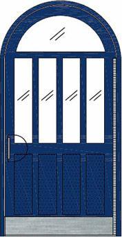 Steel Security Doors   Composite Entrance Door