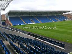 Proact Stadium, Chesterfield