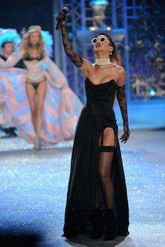 Asi fue el desfile de Victoria´s Secret 2012 en Nueva York: Rihanna