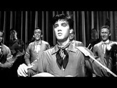 "Elvis Presley sings ""Heart Break Hotel"" from clips from ""King Creole"" App. 21 SEC. Elvis Presley Heartbreak Hotel, Elvis Presley Movies, Rock And Roll, King Creole, Happy Song, Chuck Berry, Greatest Songs, Motown, My Favorite Music"