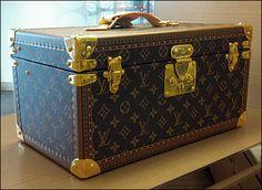 Vuitton Vintage Valise