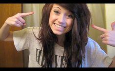 Taylor Penshorns Hair Tutorial!, via YouTube.