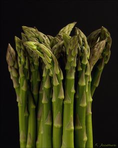 Asparagus - IMG_7308 by Katherine Accettura, via Flickr