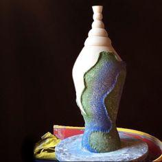 """""""Mi piace"""": 72, commenti: 3 - U N 1 C U M (@un1cumceramica) su Instagram: """"V A S O I N C R O S T A #ceramics #céramique #ceramicart #ceramiclife #clay #art #pottery #colours…"""""""