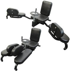 Features: Leg stretch machine is great for any sport or just maintaining your flexibility. In the seated position, place each leg in its own extension Home Gym Equipment, No Equipment Workout, Fitness Equipment, Judo, Kung Fu, Pergola, Leg Stretching, Stretching Machine, Big Muscles