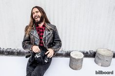 iHeartMedia Debuts Audio-Based Programming With Jared Leto, Summit Series ... Jared Leto  #JaredLeto