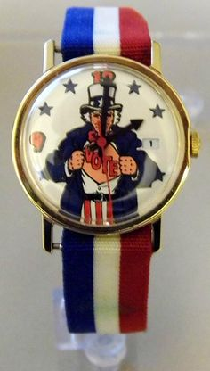 Vintage 60s Mickey Mouse Watch Oversized Electric Wall