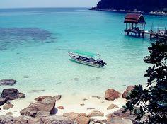 Photo from Singapore, Singapore : Tioman Island - The Beach on Pashadelic