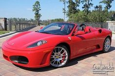 awesome 2009 Ferrari 430 Spider Convertible 2-Door - For Sale View more at http://shipperscentral.com/wp/product/2009-ferrari-430-spider-convertible-2-door-for-sale/