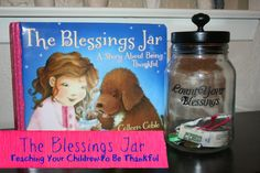 The Blessings Jar + Giveaway - Coffee & Giggles