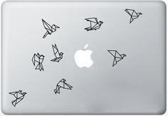 Taille ►approximate Chaque oiseau est denviron 1,5 x 1,5 ►Comment inclus 8_Different oiseaux (choix 1 couleur) * Pour être placés