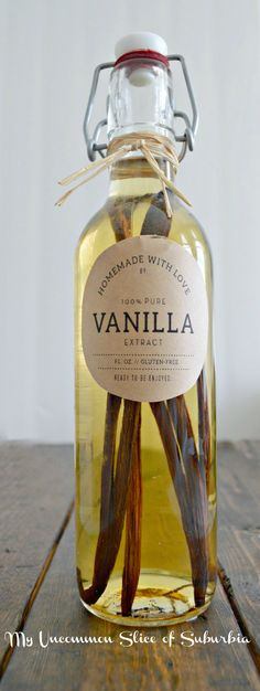 How to Make Delicious Homemade Pure Vanilla