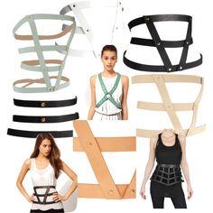 Harness Belts, http://www.frugalflirtynfab.com/2012/06/harness-belts-hot-or-hmmmm.html