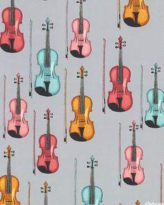 Perfect Pitch - Modern Violins - Iron Gray