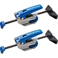 Rockler Auto-Lock T-Track Clamp Set of 2