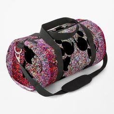 """Imagination"" Duffle Bag by azimaplace | Redbubble Work Travel, Duffel Bag, Chiffon Tops, Imagination, Shoulder Strap, Most Beautiful, Childhood, Baggage, Stuff To Buy"