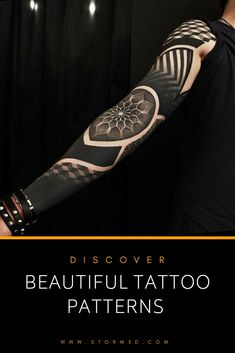Ideas for geometric tattoo design pattern beautiful Forearm Tattoos, Body Art Tattoos, Sleeve Tattoos, Mini Tattoos, Tribal Tattoos, Dragon Tattoo Designs, Small Tattoo Designs, Sexy Tattoos For Women, Tattoos For Guys