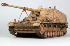 Sd.Kfz. 164 Hornisse by Chris Wauchop (Dragon 1/35)